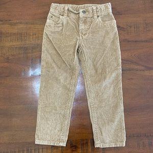 Boy's Carter's Corduroy Pants - Size 4T